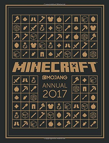 The Official Minecraft Annual 2017 (Annuals 2017) Hardcover � 6 Oct 2016