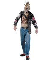 Punk Zombie