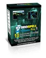 Hydrospell Tech Templates Pro 1