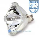 NEW PHILIPS LAMP (BULB ONLY) FOR SONY XL-5100 WITH 6 MONTH WARRANTY