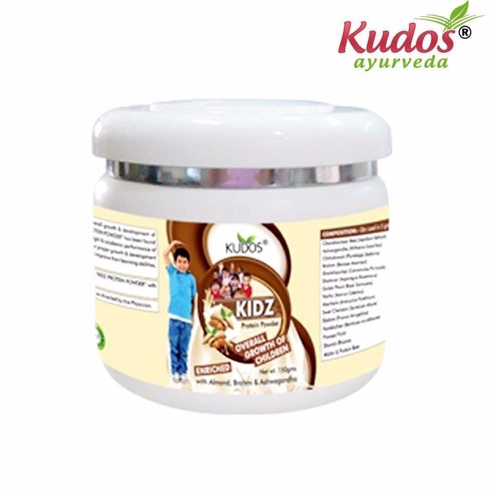 KUDOS Kidz Protein Powder For Growing Children - 150gms