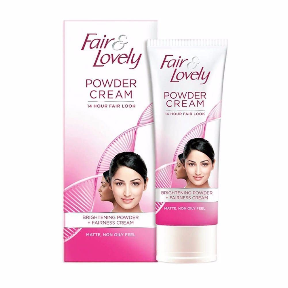 Fair & Lovely Powder Face Cream For Fairness & Make Your Skin Looking Dull -Oily 18 gms