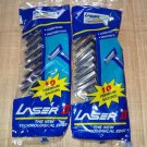 Lazor II Ready Razor Pouch Pack of 10 Pcs- Free Shipping
