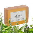 (Set Of 2 Soap)100 % Pure Herbal Khadi Honey Glycerine Soap - Free Shipping