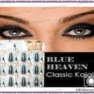 Pack of 12 Pcs Blue Heaven Classic Kohl KAJAL Black Stick Eyeliner