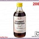 Hamdard Sharbat Banafsha Natural Remedy  -200ml-Free Shipping