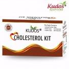 Kudos Cholesterol kit -100% Pure Natural Herbals