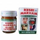 B. C. Hasaram & Sons Kesri Marham-Pure Ayurvedic-40 Gms