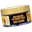 24 Carat Gold Scrub Effectively Exfoliates And Deto – Sandalwood & Turmeric 50gm