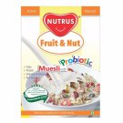 Nutrus Muesli with Probiotics - Fruit & Nut 400GM