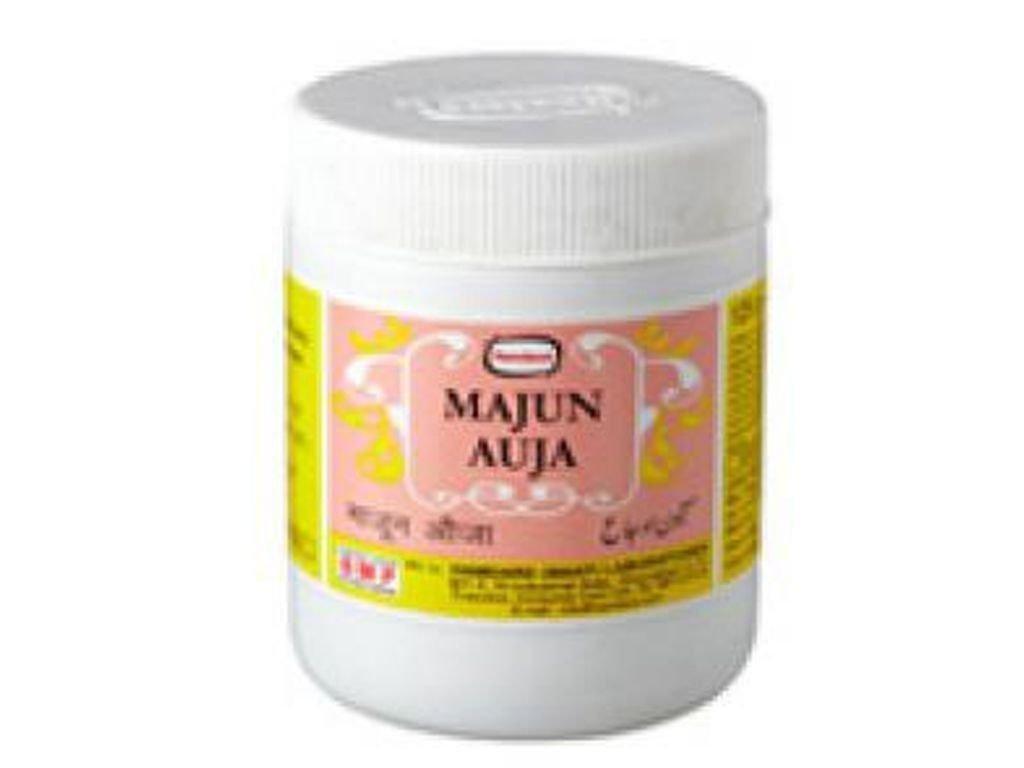 100% Original Hamdard Pure Herbal  Majun Auja -125gm
