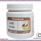 100% Herbal & Natural Hamdard Lauq Katan-125Gm