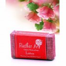 Rustic Art Organic Lotus Soap - Suitable for all skin types-100gm