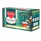Nutrus Classic Green Darjeeling Tea 20'Sachets-40gms