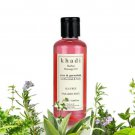 New Khadi Herbal Rose & Geranium Massage Oil Without Mineral Oil-210ml