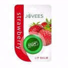 Jovees Strawberry Lip Balm-Smooth on lips-5 Gms For Unisex