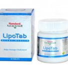 100% Natural Herbal Hamdard Lipotab - 60 Tablets