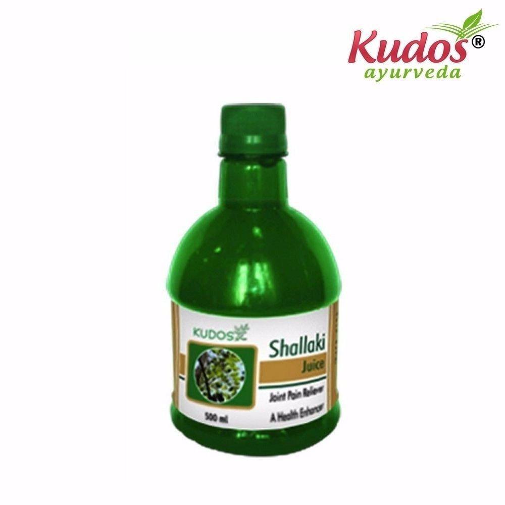 Kudos Shallaki Juice (500ml) 100% Pure Natural - Health Care