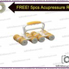 Multi Functional Completebody Massager Remedy Acupressure Therapy- Power Roller