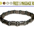 New Acu. Magnetic Therapy Magnetic Bracelet - Useful Maintain Blood Pressure