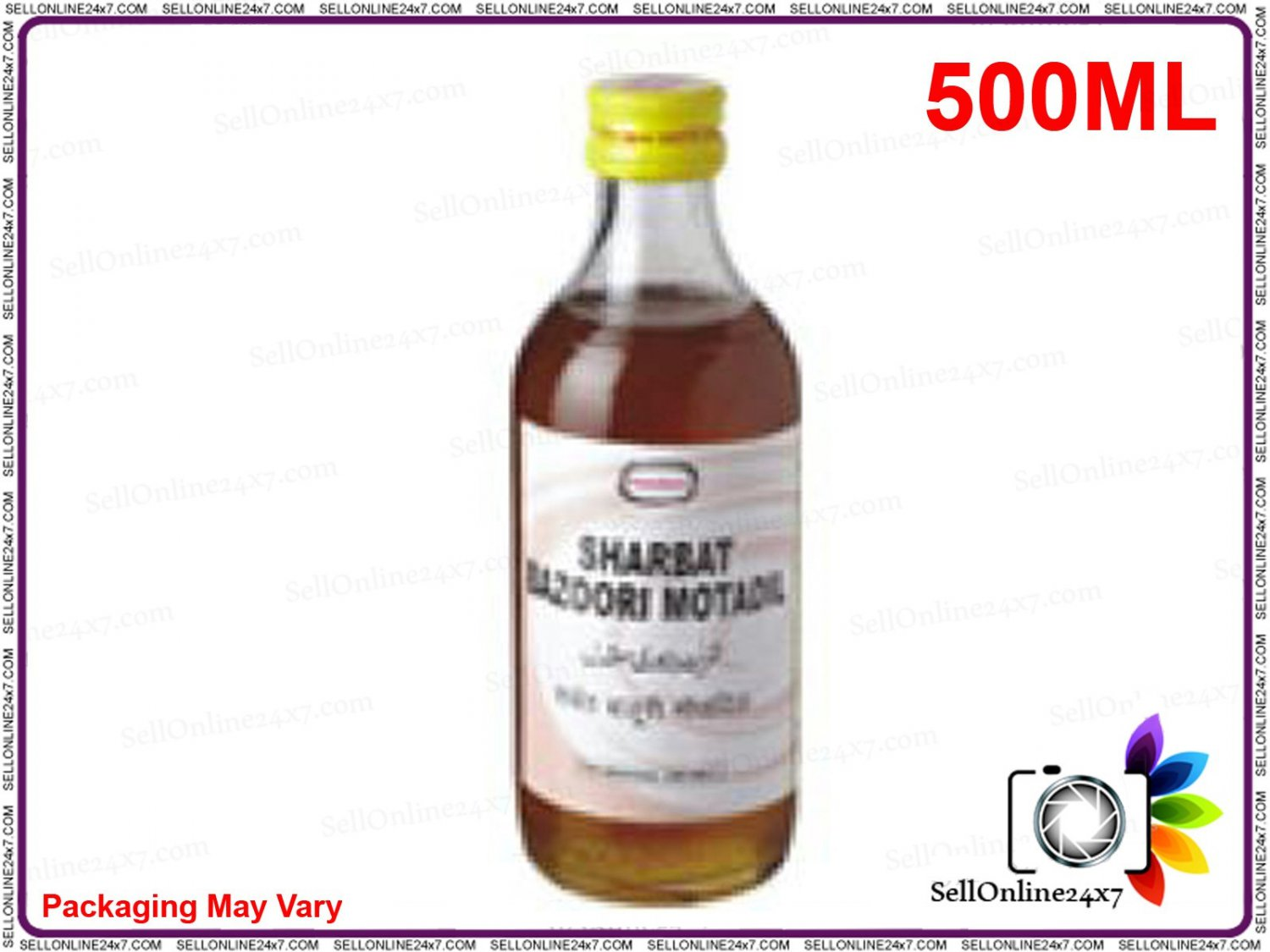 Hamdard Sharbat Bazoori Motadil For Women Health-500Ml