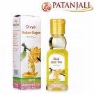 Patanjali Divya Badam Rogan Almond Oil For Rejuvenation Brain Power 60ml