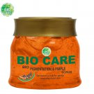 BIO CARE BIO PIGMENTATION AND PIMPLE SCRUB-Dead Skin Cells to Remove-500Gms