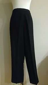 R&K casual womens pant size 12P black