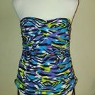 Merona womens swimwear top beach summer  size L
