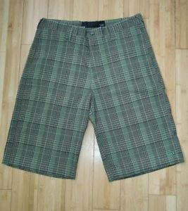 "Oakley golf mens bermuda shorts size waist 30"""
