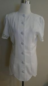 Made by a tailor womens blouse top size M 1-019