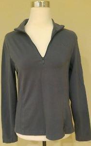 Gap stretch women sweatshirt top shirt size M