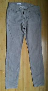 Gap 1969 womens teen corduroy pant waist 28