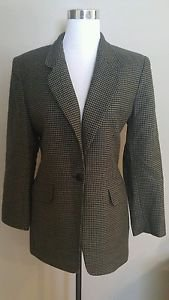 Jones new york womens coat blazer top size 8