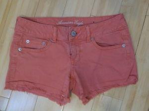 American eagle womens mini shorts size 30