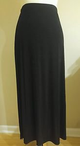 Islander womens skirt size large waist 30 black