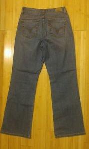 Levis 512 womens boot cut size 8 waist 29 classic 5 pockets jean