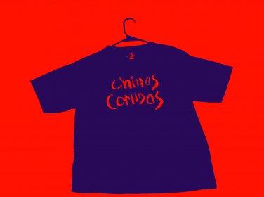 CHINAS COMIDAS T-SHIRT