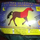 *New* Genuine Sleazy Sleepwear For Horses, Large (1100 lb. - 1400 lb.) Green