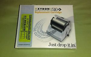 "Xyron 510 5"" Replacement Cartridge (Adhesive) Acid Free 18 ft. *Brand New Sealed"