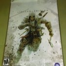 Assassin's Creed III Limited Edition Game Bundle Statue Flag Xbox 360 Brand New