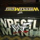 WWF/WWE Wrestling Wrestlemania: The Legacy 15 Tape VHS Set w/ Box Complete *NIB*