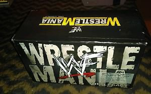 WWF/WWE Wrestling Wrestlemania: The Legacy 15 Tape VHS Set w/ Box Complete *NIB*