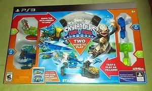 Skylanders Trap Team Starter Pack Bundle (PlayStation 3) Brand New Free Shipping