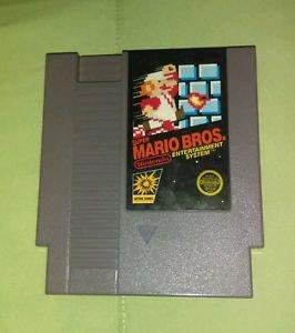 Super Mario Bros. - Action Series - Rare (Nintendo NES, 1985) *EUC* No Box READ
