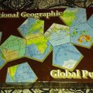 National Geographic Global Pursuit- Board Game (1987) **EUC** Complete W/ Manual