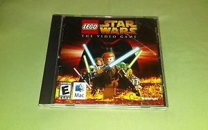 LEGO Star Wars: The Video Game  (MAC OS, 2005) Complete  *EUC* 100% TESTED WORKS