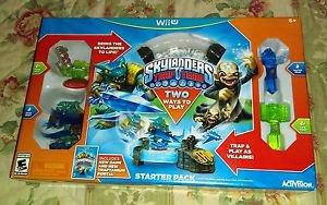 Skylanders Trap Team Starter Pack Bundle (Nintendo Wii U) **Brand New Sealed**