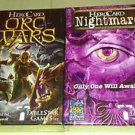Hero Card ~ Orc Wars & Nightmare by TableStar Games ~ **Brand New Sealed Box**