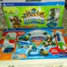 2 Skylanders Starter Pack Bundles Swap Force & Trap Team (PlayStation 4) **NIB**